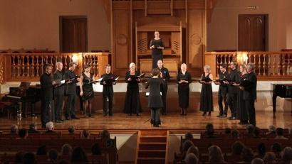 Концерт хорового коллектива из Норвегии «Vokal Nord»