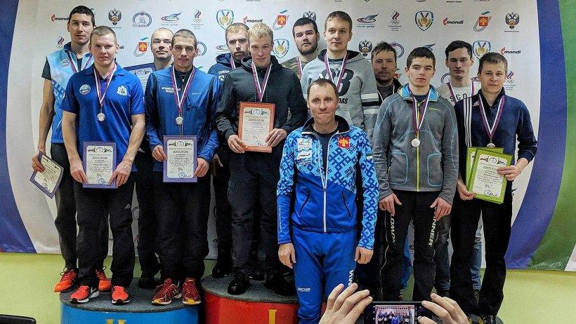 Призёры чемпионата СЗФО по лыжным гонкам