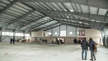 В новом павильоне разместится выставка перспективных арктических проектов