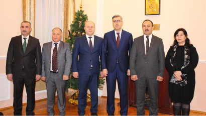 Российско-азербайджанским дипломатическим отношениям в этом году исполнилось 25 лет