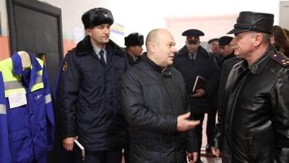 На сегодняшний день производственная деятельность организована в 13 подразделениях  УФСИН  региона