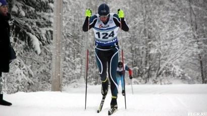 Александр Терентьев выиграл гонку классическим стилем на 10 км