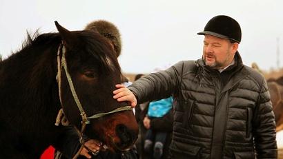 Игорь Орлов: «Лошадка-мезенка даст фору многим другим породам, да и сама Мезень - уникальная земля. И люди здесь - уникальные».