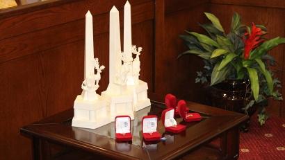Торжественная церемония награждения состоится 17 декабря в Кирхе