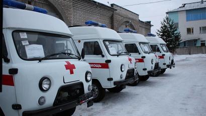 Новые автомобили скорой медицинской помощи отечественного производства