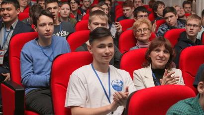 Более 250 старшеклассников из 60 регионов России прибыли в Архангельск