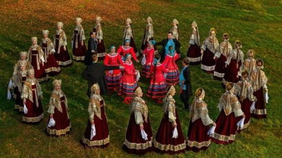Под эгидой Северного хора в конце октября пройдёт XVI Межрегиональный фестиваль имени А.Я. Колотиловой