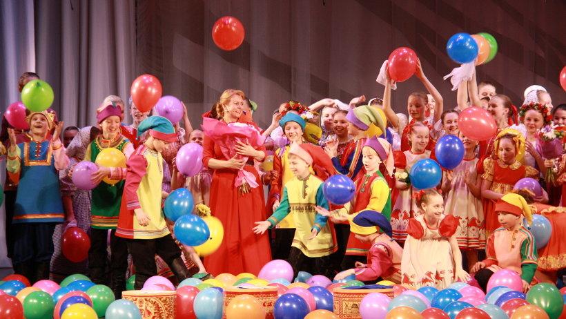 Мероприятия проекта «Северный хор в формате 6D» посетили свыше шести тысяч зрителей