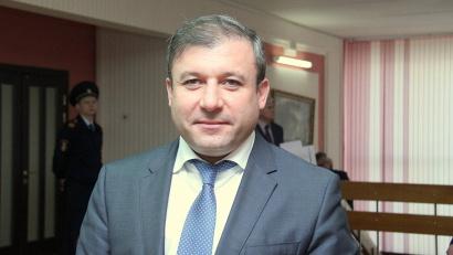Генеральный директор аэропорта «Архангельск» Ваге Петросян