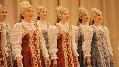 Северный хор давно называют визитной карточкой Поморья, жемчужиной традиционной культуры Русского Севера