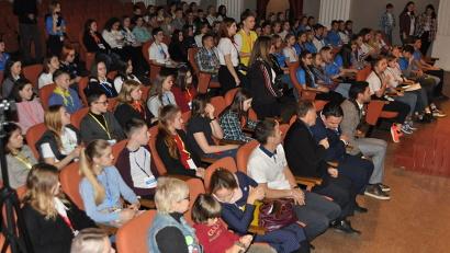 Сегодня более 40 школ Архангельской области участвуют в проектах РДШ