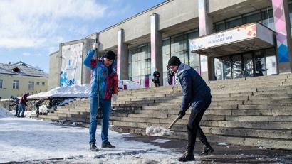 Фото: ГАУ АО «Штаб молодежных трудовых отрядов Архангельской области»
