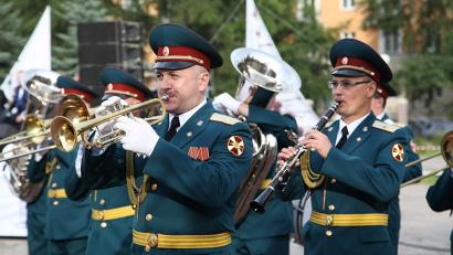 Открытие фестиваля накануне празднования Дня Военно-Морского Флота стало доброй традицией города воинской славы – Архангельска