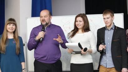 Игорь Орлов: «Важно, чтобы ваши идеи воплотились в конкретные проекты!»