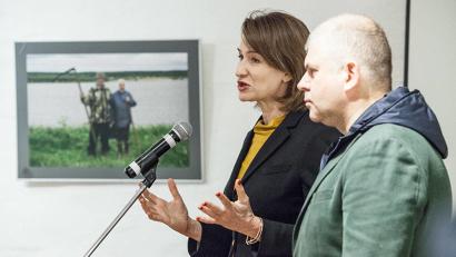 Авторы Зинаида Курбатова и Леонид Арончиков открыли для себя Русский Север уже давно
