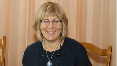 директор Вельского краеведческого музея Галина Веревкина