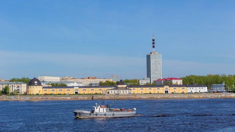 Архангельск будет принимать гостей из северной столицы со 2 по 4 июня. Фото Николая Гернета