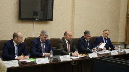 Подготовка к Международному арктическому форуму стала главным вопросом  совещания с администрацией Архангельска