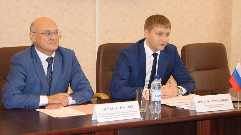Семён Вуйменков: «Мы делаем акцент на глубокой переработке ресурсов внутри региона»