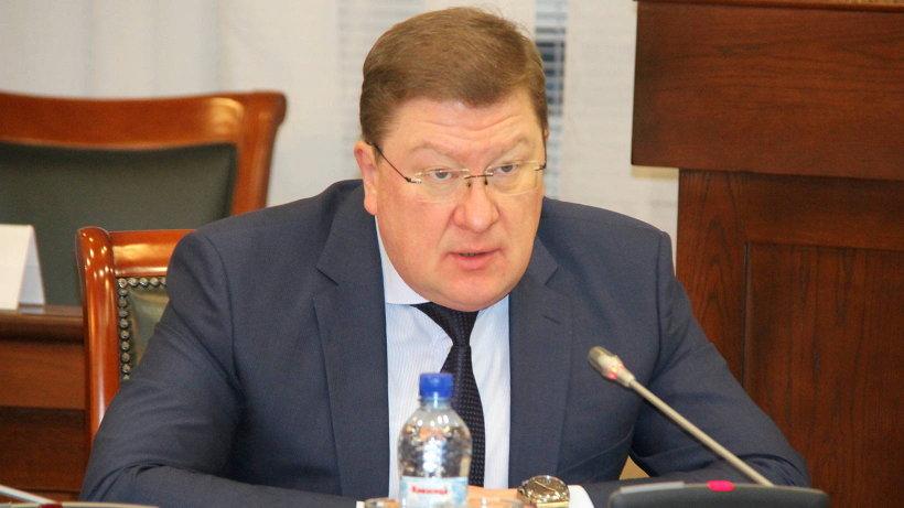 Заместитель губернатора по стратегическому планированию и инвестиционной политике Алексей Гришков