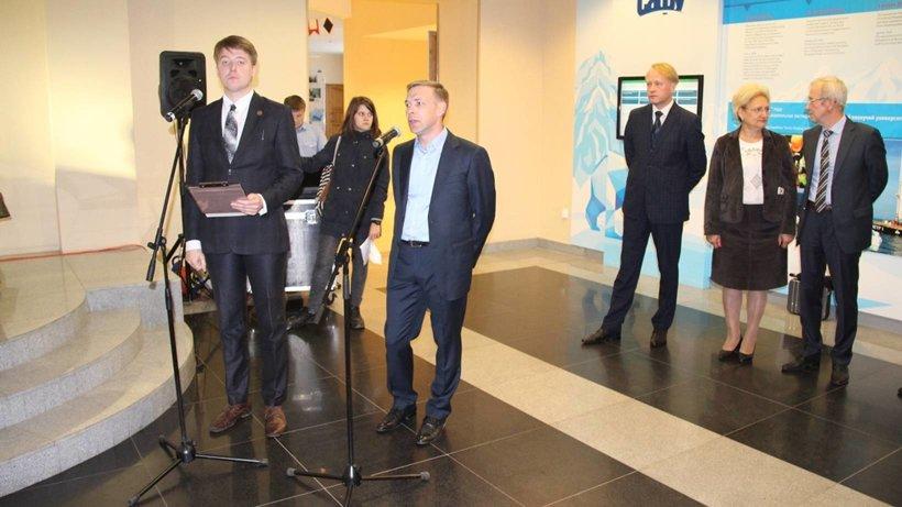 Фестиваль «Вместе ярче» торжественно открыл министр ТЭК и ЖКХ Архангельской области Андрей Поташев