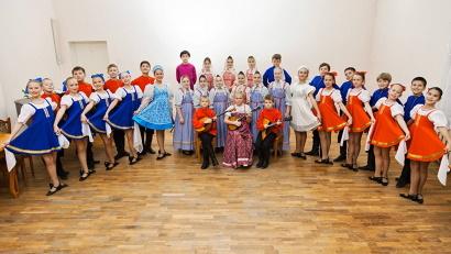 Малый Северный хор был создан в 2012 году. В его составе – вокальная, хореографическая и оркестровая студии