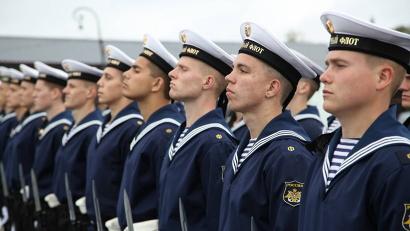 Моряки-беломорцы продолжают традиции предков, воевавших в арктических морях против захватчиков