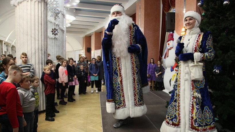 22 декабря в театре драмы состоялась первая губернаторская ёлка