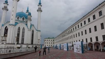 II Всероссийский фестиваль с международным участием «Архитектурное наследие» прошел в Казани.Фото: Г. Веревкиной