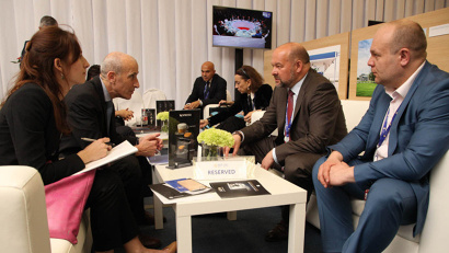 Стороны обсудили итоги состоявшегося в начале июня визита делегации Архангельской области в Израиль