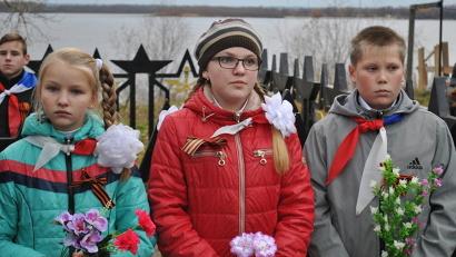 Задача инициаторов установки мемориала – привлечь внимание современной молодёжи  к подвигу жителей Кегострова