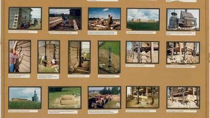 Часть экспозиции. Фото: архив национального парка «Кенозерский»