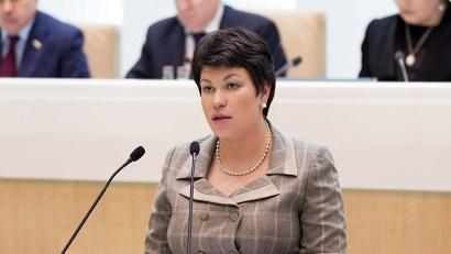 Сенатор от Архангельской области Людмила Кононова