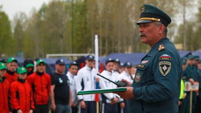 Фото пресс-службы ГУ МЧС России по Архангельской области