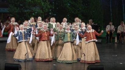 Фото из архива Государственного академического Северного русского народного хора