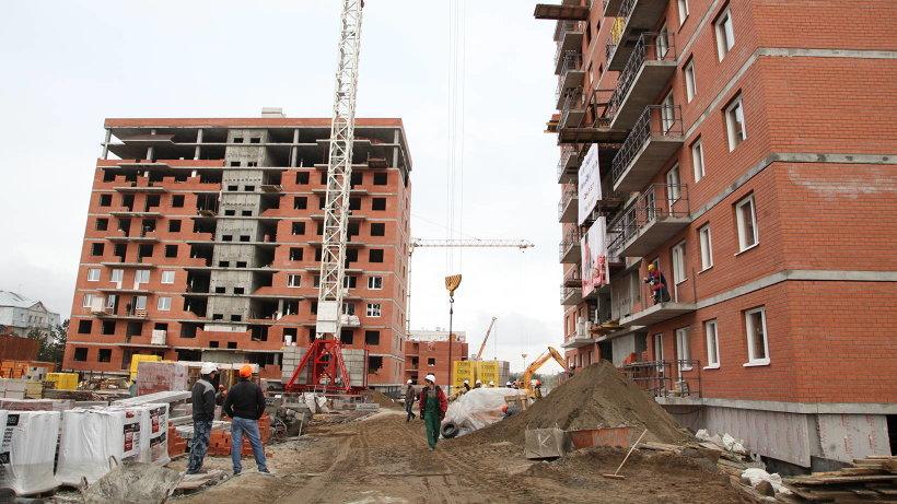 В рамках третьего этапа в столице Поморья построят более 28 тысяч квадратных метров жилья
