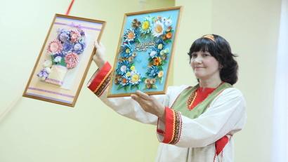 На аукционе «Поморьюшкиной ярмарки» можно было приобрести всё: от картин до овощей