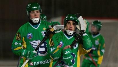 После перерыва хоккеисты «Водника» забили шесть безответных мячей