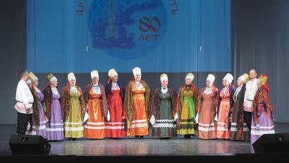 Зрителей приглашают насладиться жанровым многообразием и поэтичностью северной народной песни