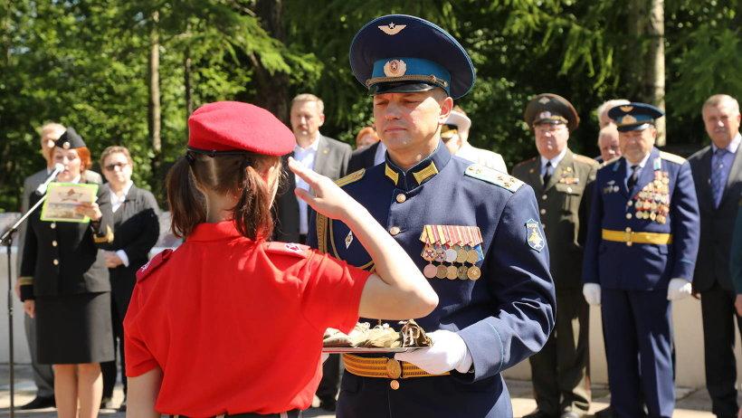 В Архангельской области прошла всероссийская военно-патриотическая акция «Горсть Памяти»