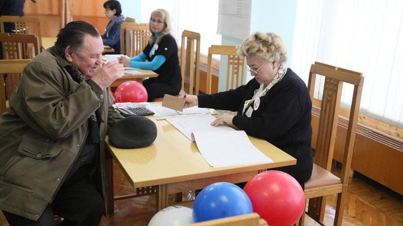 С раннего утра на избирательных участках Поморья идёт голосование