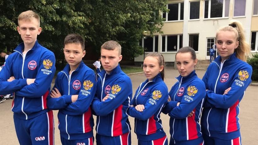 Тхэквондисты Поморья - чемпионы мира!