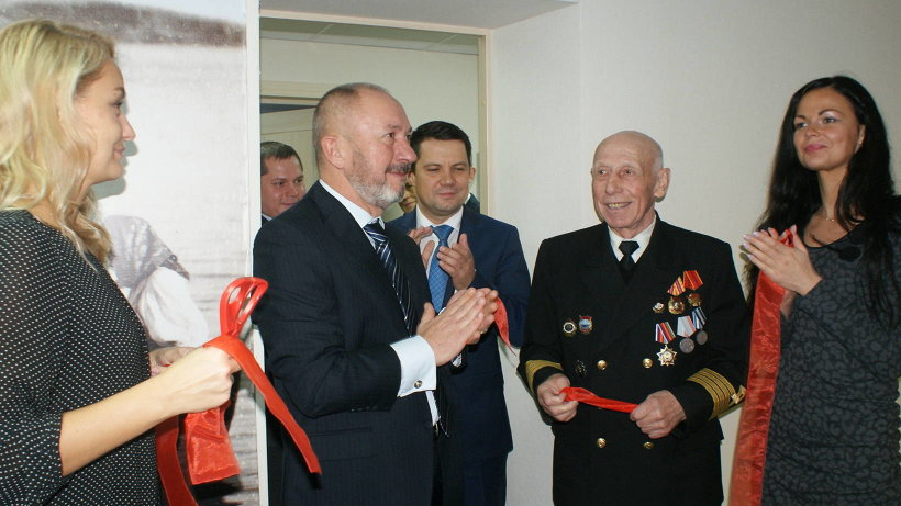 Открытие музея – знаковое событие для рыбной отрасли региона