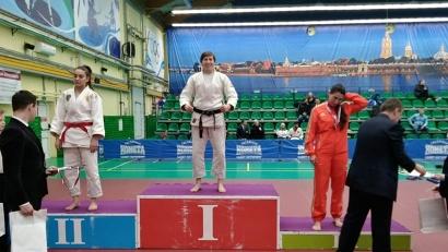 В копилке Александры Ивановой – две золотые медали чемпионата России по джиу-джитсу