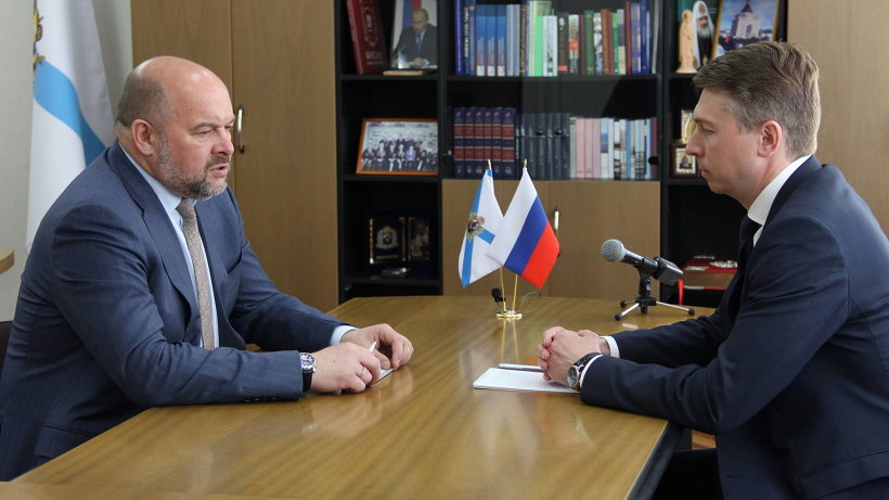Фото пресс-службы администрации МО «Котлас»