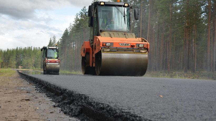 Фото: пресс-служба министерства транспорта Архангельской области