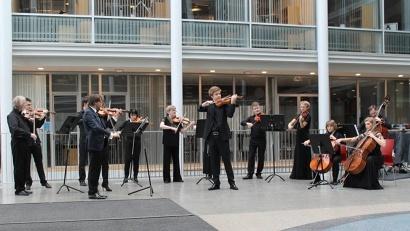 Концерты, которые прошли в Тромсё 15-16 октября, стали поистине интернациональными