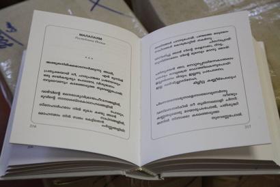 Так выглядят великие строки Пушкина на индийском диалекте