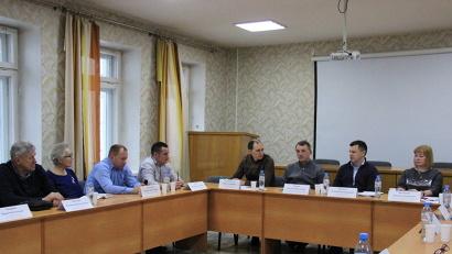 Свой график рабочих совещаний в муниципалитетах заместитель председателя правительства Архангельской области Евгений Фоменко начал на юге области