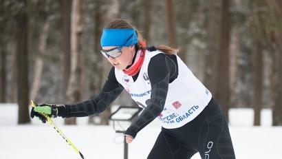 Наталья Братюк завоевала медали как в лыжных гонках, так и в биатлоне
